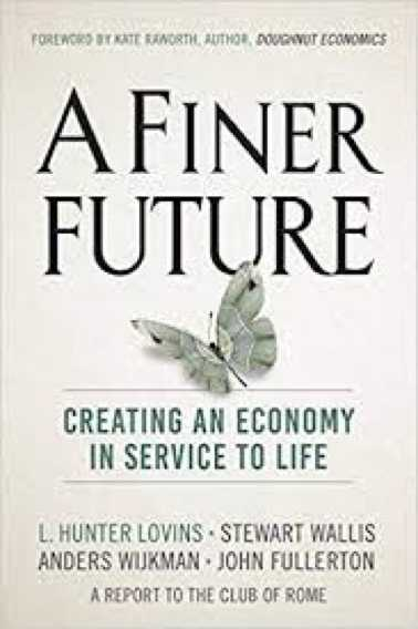 A Finer Future by Hunter Lovins